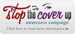 Stop the Cover Up Awareness Campaign